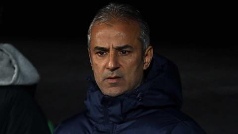 İsmail Kartal: Her şey İstanbul'da oynayacağımız ikinci maça kaldı