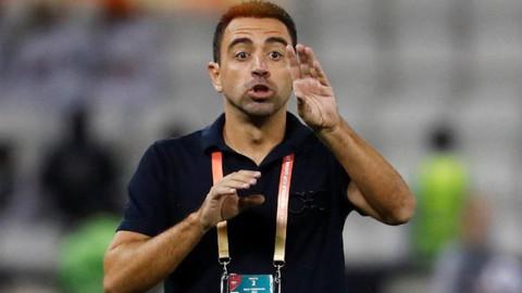 Xavi, Barcelona'yı reddettiğini duyurdu