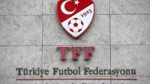 TFF yeni kararı duyurdu