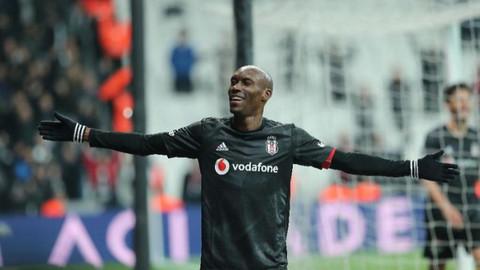 Beşiktaş'tan Atiba'ya yeni sözleşme!