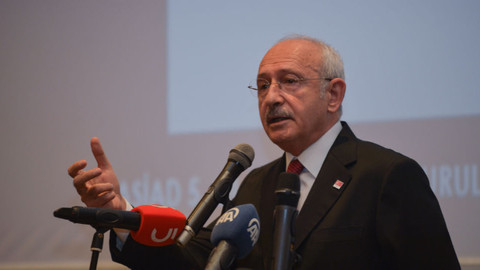 Kılıçdaroğlu'ndan ittifak açıklaması: Erdoğan'ın stratejisi İYİ Parti'yi bu ittifaktan koparmak