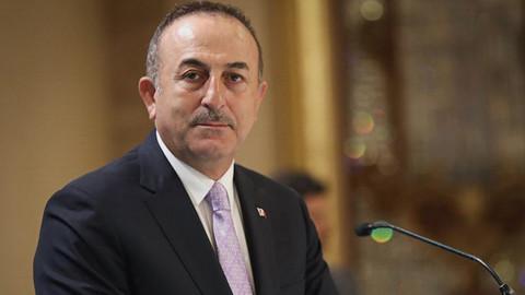 Çavuşoğlu'ndan Doğu Akdeniz mesajı: Türkiye'nin haklarını yedirmeyiz