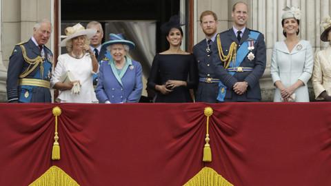 Prens Harry Kanada'ya gitti