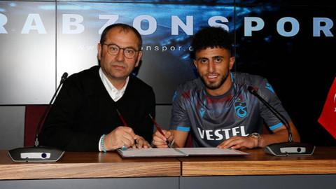 Bilal Başacıkoğlu resmen Trabzonspor'da