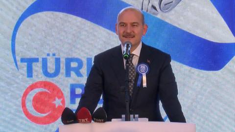 Bakan Soylu Türkiye Polis Radyosu'nun gecesine katıldı