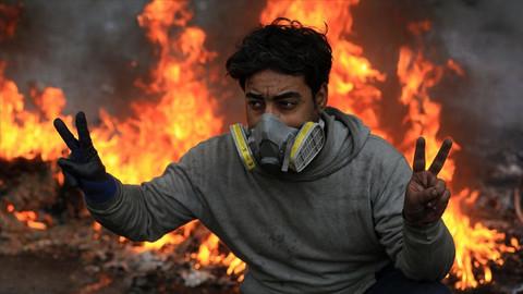 Irak'ta gösteriler devam ediyor! 600'den fazla gösterici öldü