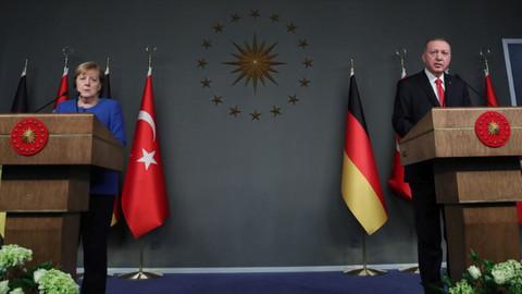 Erdoğan: Hafter'e verilen destekler kendisini şımartmıştır