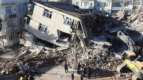 Depremde yıkılan binalarla ilgili soruşturma!