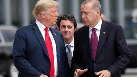 Trump'tan Erdoğan'a taziye!