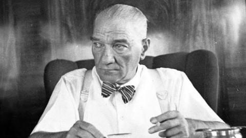 Atatürk'ün bilinmeyen fotoğrafları ortaya çıktı
