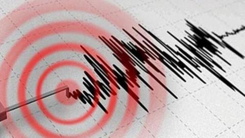 Marmaris açıklarında 4.1 büyüklüğünde deprem!