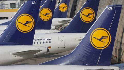 Alman havayolu da Çin'e uçuşları durdurdu