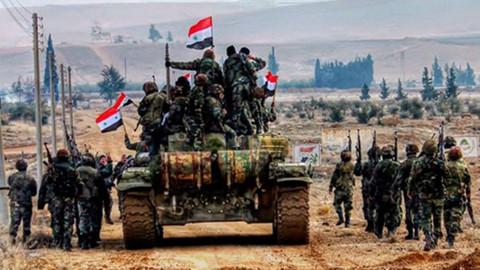 İdlib'de yeni gelişme! Suriye ordusu o ilçeyi ele geçirdi