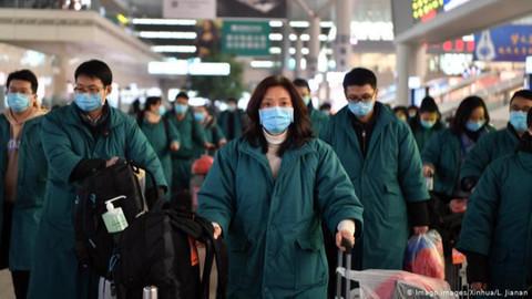 Çin'de ölü sayısı 170'e yükseldi