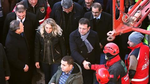 CHP'li Ağbaba: İmamoğlu'na ben git dedim
