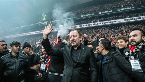 Sergen Yalçın'dan mesaj:  Egolarınızı bırakın, Beşiktaş'ı düşünün