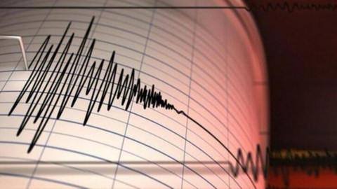 Manisa'da 4 büyüklüğünde deprem!