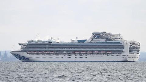 Japonya'da koronavirüs tehdidi! 3 bin 500 kişilik gemi karantinada!