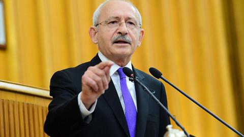 Kılıçdaroğlu: Kızılay yönetiminin istifa etmesi lazım