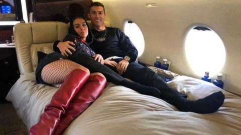 Ronaldo'nun sevgilisi Rodriguez'den itiraf: İlk gün titriyordum!