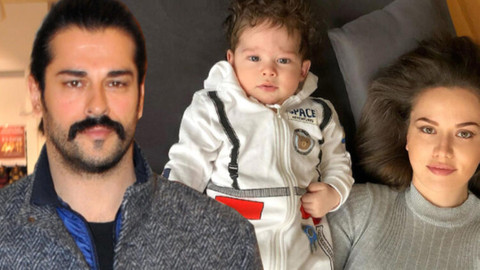 Burak Özçivit: Çocuğumun para ile gündeme gelmesini istemiyorum