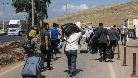 BM'den göç açıklaması: Savaşın başından beri görülen en yüksek seviyeye çıktı