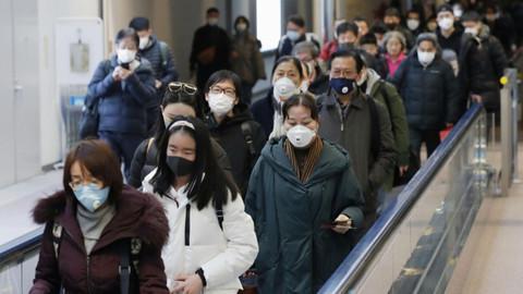 Koronavirüs salgınında son durum! Ölenlerin sayısı 1368'e yükseldi