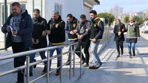 Adana'da kaçak hastaneye baskın