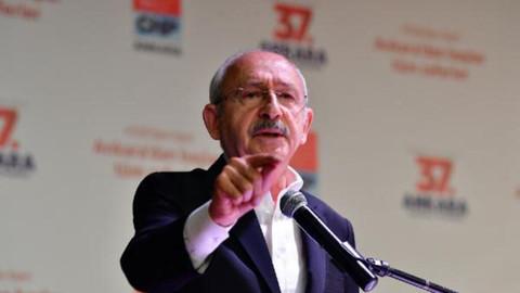 Kılıçdaroğlu: Ortadoğu'da barışı yeniden inşa edeceğiz