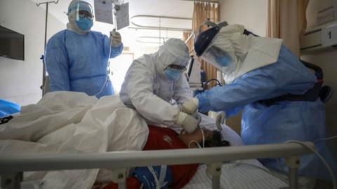 Koronavirüs nedeniyle 1 günde 98 kişi öldü