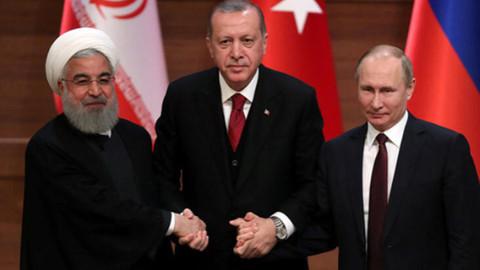 Reuters duyurdu: Türkiye, İran, Rusya bir araya gelecek