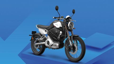 KURALKAN MOTOBIKE İSTANBUL'DA SUPER SOCO TC MAX MODELİNİ TANITTI