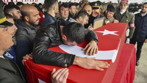 Mecit Demir Gaziantep'te son yolculuğuna uğurlandı