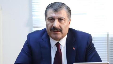 Sağlık Bakanı Koca: Koronavirüsü Türkiye'den uzak tutmayı başardık