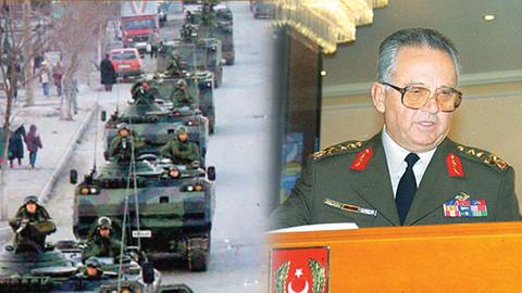 28 Şubat'ta tankları yürütmüştü! Hikmet Köksal hayatını kaybetmişti