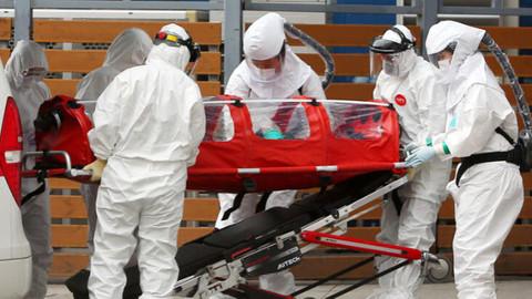 Çin'de koronavirüsten ölenlerin sayısı 2717'ye yükseldi
