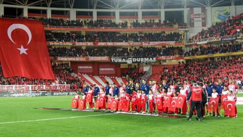 Antalyaspor'dan örnek davranış