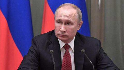 Putin: Rusya'nın kimseyle savaşa girme niyeti yok