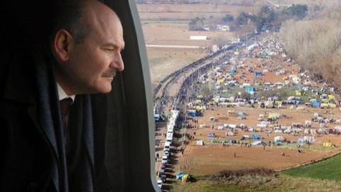 Bakan Soylu: Bin özel harekat polisini Meriç sınırına getiriyoruz