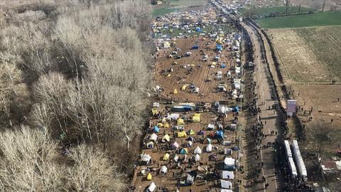 Soylu: 142 bin göçmen Türkiye'den ayrıldı