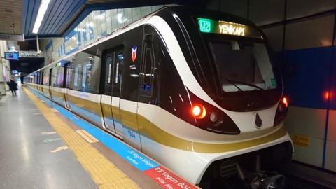 İstanbul'da metro çalışma saatlerine yeni düzenleme!