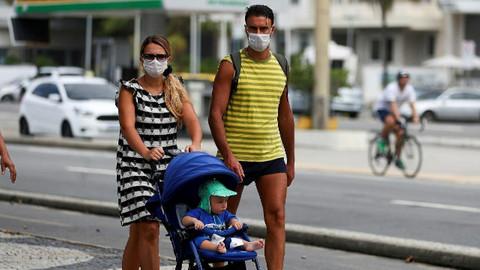 Koronavirüs salgını! Brezilya'da ölenlerin sayısı 34'e çıktı!