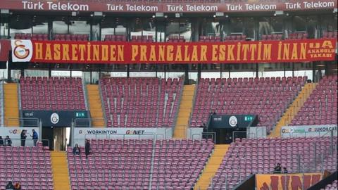 Galatasaray'dan Terim'e özlemli paylaşım
