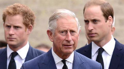 Prens Charles'ta gelişme