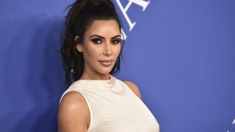 Kim Kardashian: Kavgayı o başlattı