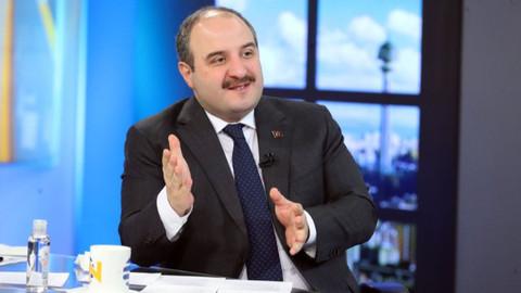 Bakan Varank'tan maske açıklaması: Günlük 25 milyon üretecek kumaş imalatı var