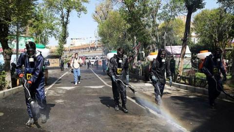 İspanya ve İran'da koronavirüs bilançosu!