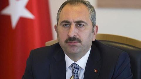 Adalet Bakanı Gül'den mesaj