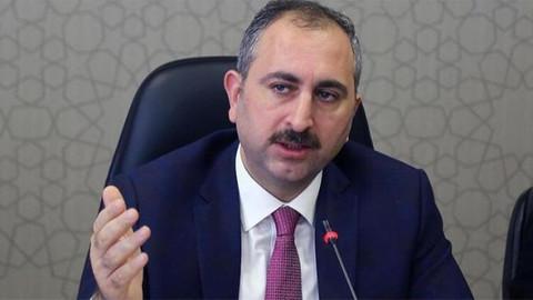Adalet Bakanı Gül: 12 hakim ve Cumhuriyet savcısı ile 55 personelin Kovid-19 testleri pozitif çıktı