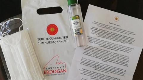 Erdoğan'dan vatandaşa mektup:  Bütün imkanlarımızı seferber ediyoruz